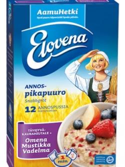 Каша из Финляндии. Мюсли, Завтраки.