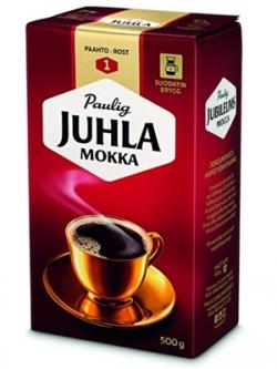 Кофе из Финляндии молотый.