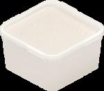 Крем мед кокос с миндалем