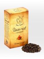 Иван-чай гранулированный с клюквой 90 гр. кор.
